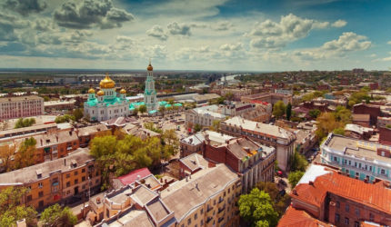Экскурсии по Ростову и области